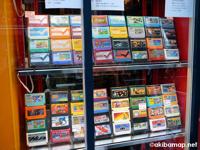 ファミコンフルコンプリート ROMカセット全1051本展示中@まんだらけコンプレックス