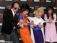 Nikon UP×DRAGONBALL EVOLUTION@AKIBA 【レポート】