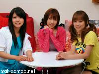 GW アキバアイドル祭り 「Akihabara Girls Meeting 2009」開催決定! 地方出身アイドル3人によるイメージガールズお披露目会 【レポート】