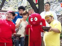 5/6開催 『ECOパレード2009』 高見こころ×小泉麻耶×デブパレード