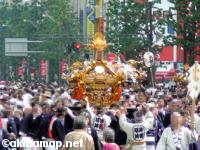 平成21年神田祭 −神輿宮入