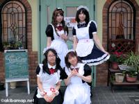 5/17 人気メイドカフェ Cafe Cute-Mが1日限定で復活 「Cafe Little Cute」