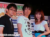 「聖闘士星矢 THE LOST CANVAS 冥王神話」DVD&BD発売記念トークイベント 【レポート】