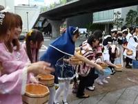 うち水っ娘大集合!2009 の様子 【動画あり】