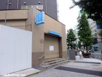 東京メトロ銀座線神田駅 6番出入口閉鎖