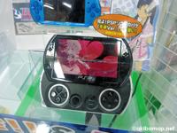 ソフマップ秋葉原本館にて 「PSP go」 展示中