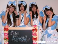 Cafe Mermaid (カフェ・マーメイド)  − メイドカフェ&バー・ゲーム・リフレ