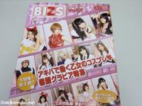 フリーマガジン BIZS AKIHABARA VOL.4 は「アキバで働く乙女のコスプレ特集!」
