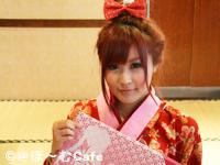@ほぉ〜むcafe(アットホームカフェ) 本店5F 華  − 和風メイド喫茶