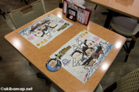 メイリッシュ×DIGITURBO タイアップ 「ちみキャラ龍馬譚」イベント 店内3