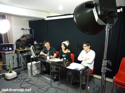 akiba.tv STUDIO