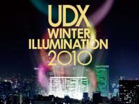 11/5 「秋葉原UDX ウインターイルミネーション2010」 点灯式開催