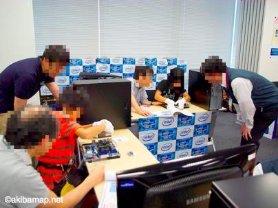 第2回 親子の自作パソコン組立体験教室 2