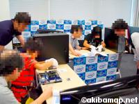 ソフマップ主催 「第2回 親子の自作パソコン組立体験教室」 レポート